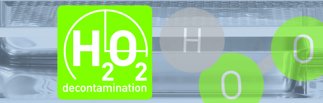 H2O2 decontamination process