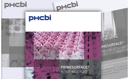 PRIMESURFACE® 96 Slit-Well Plate Brochure