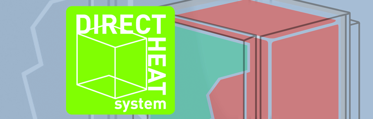 Direct Heat und Air Jacket System