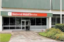 UK National Blood Service