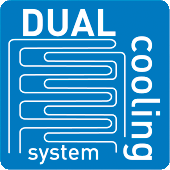 Fail & Safe Dual Cooling System