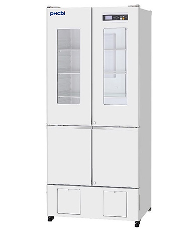 Pharmaceutical refrigerator with a -30℃ freezer:  MPR-N450FH-PJ image