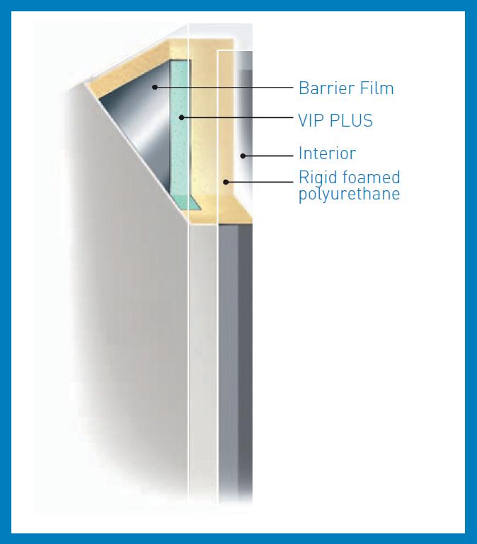 Patented Vip Vacuum Insulation Panels Phcbi