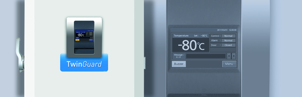 TwinGuard ULT Freezers (-86°C)