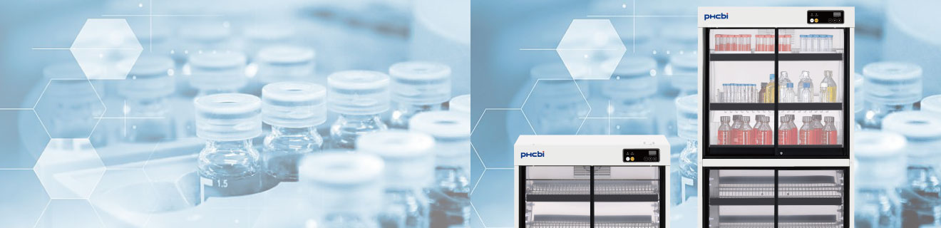 PHCbi for Partnering Life Sciences Development with Medical and Laboratory Freezers, Refrigerator, Incubators and Autoclaves