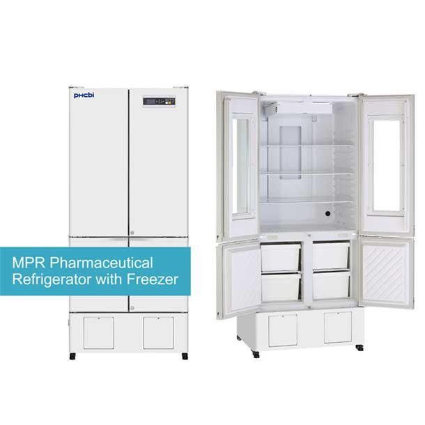 PHCbi Pharmaceutical refrigerator with Freezer MPR-215F MPR-715F