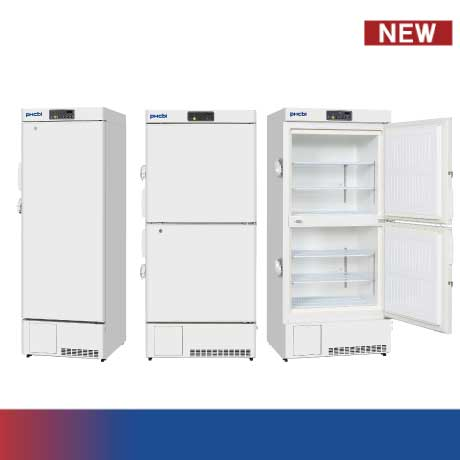 PHCbi New products - Biomedical Freezers MDF-MU339, MDF-MU539 and MDF-MU539D Launched