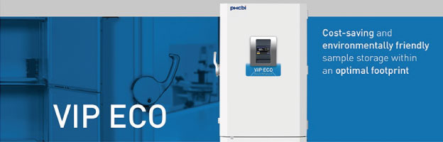 PHCbi VIP ECO ULT Freezers Pick up contents