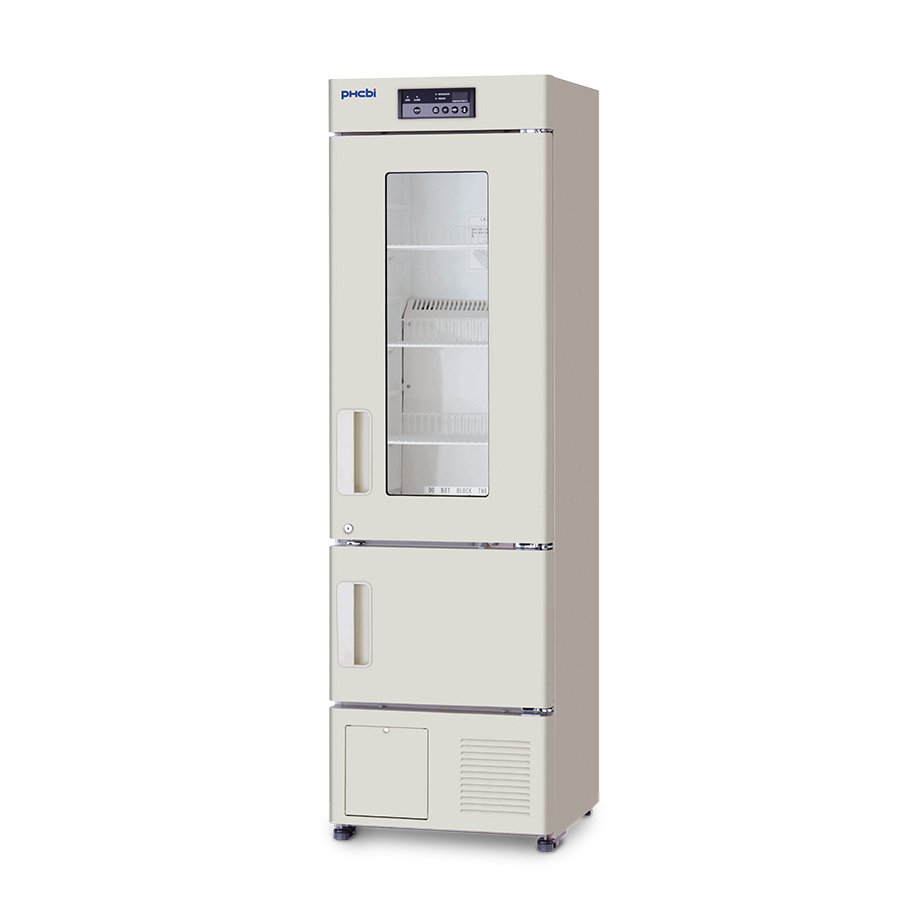 Pharma fridge with freezer MPR-215F-PA