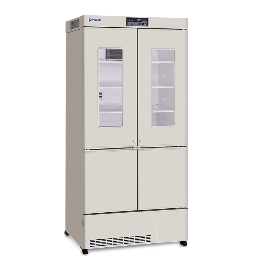 Pharma fridge with freezer MPR-715F-PA