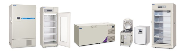 Cell Culture Incubators and Ultra-Low Temperature Freezers & Refrigerators
