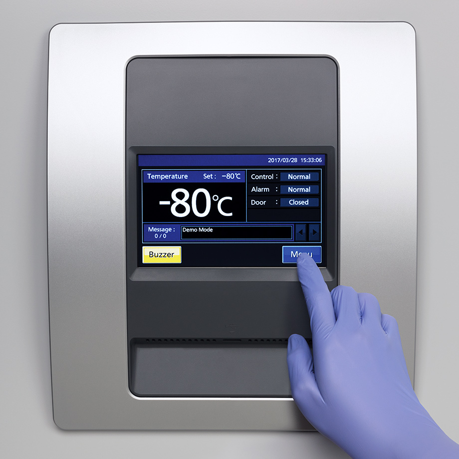 ultra-low temperature freezer MDF-DU302VX Controller