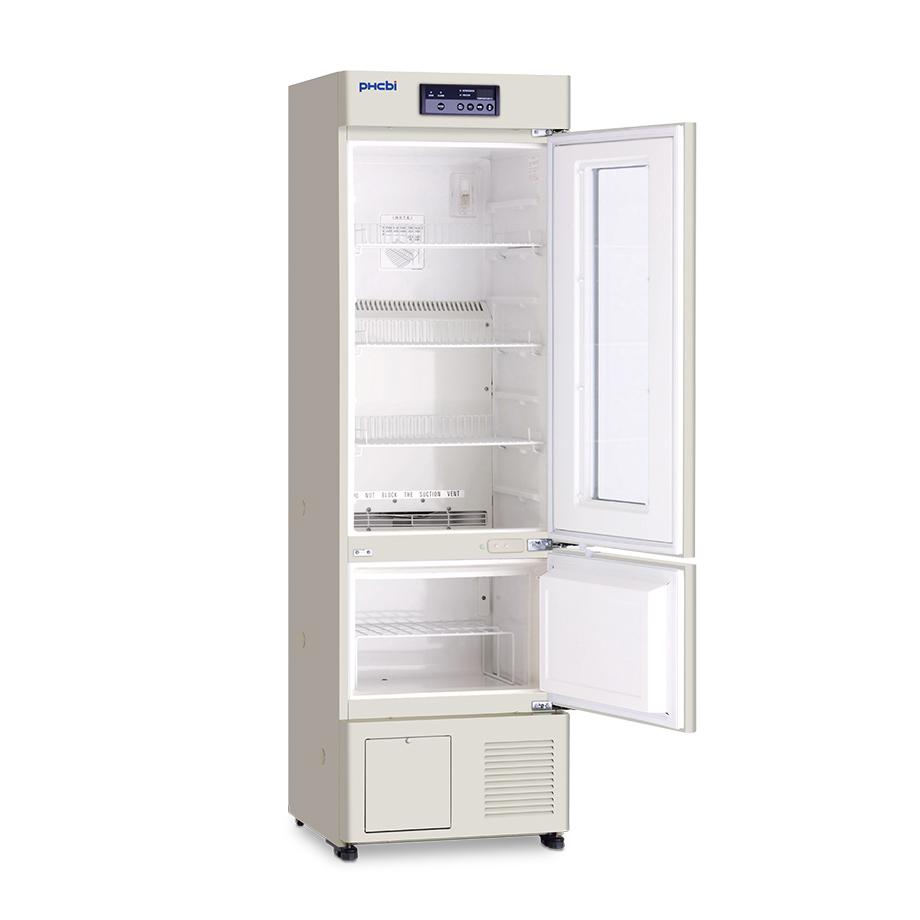 Lab Refrigerator Freezer Combo Mpr 215f Pa Phc
