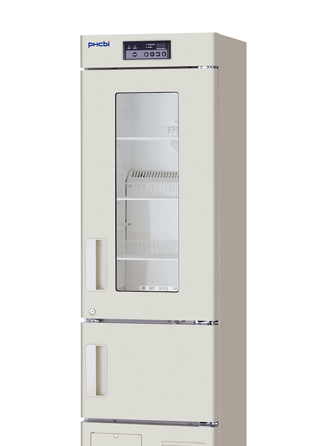 Lab Refrigerator Freezer Combo | MPR-215F-PA | PHC on
