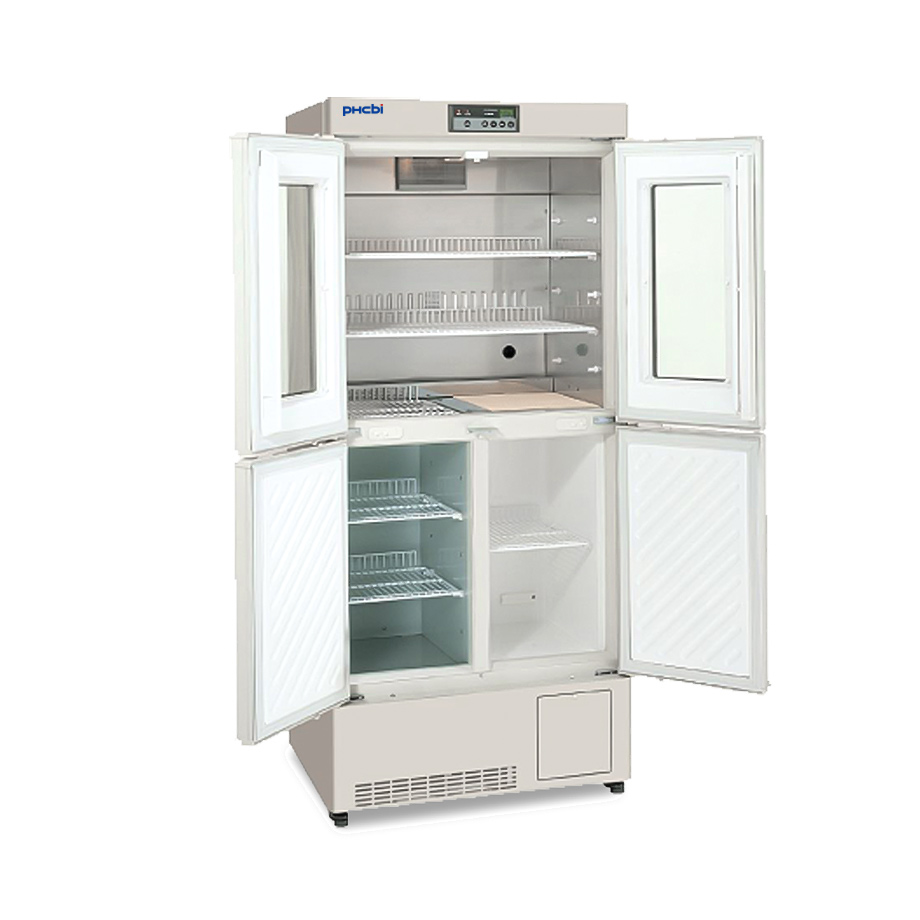 Pharma fridge with freezer MPR-414F-PA