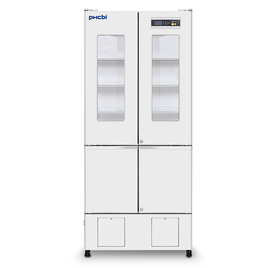 Fridge with freezer MPR-450FH-PA